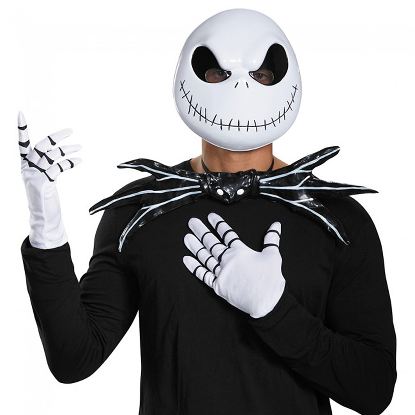 Amazon.com: Jack Skellington Kit Costume Accessory Set: Clothing