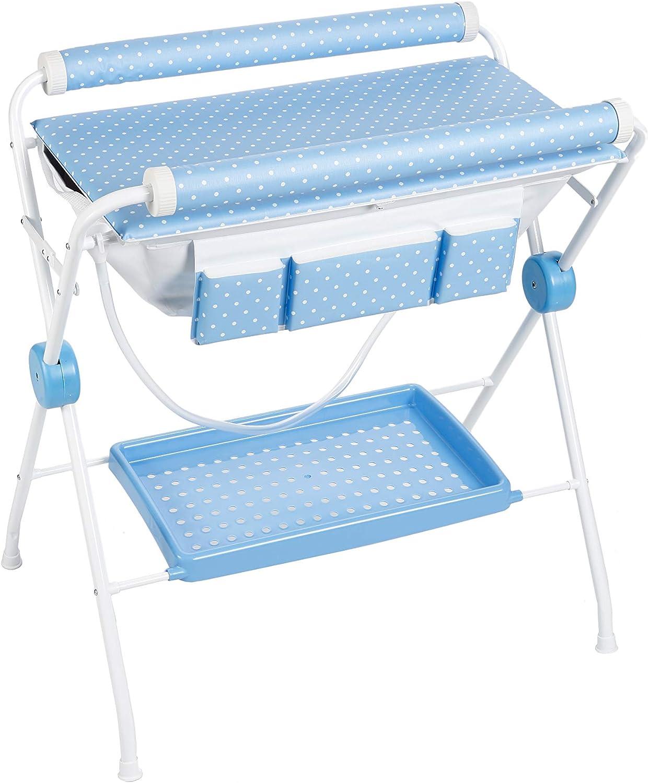 Plastimyr - Bañera flexible TOPOS Azul