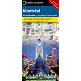 Montreal (National Geographic Destination City Map)