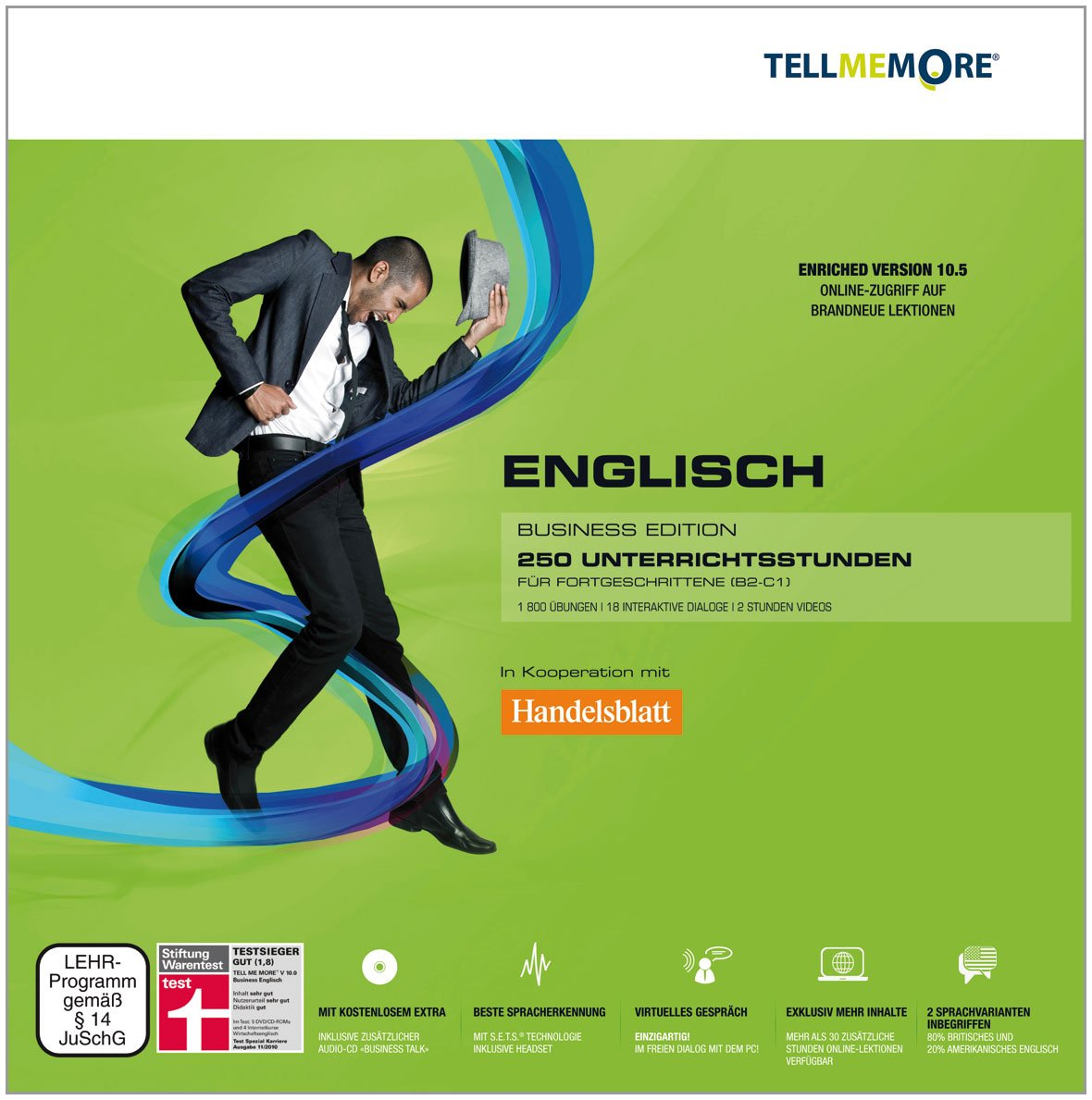 TELL ME MORE® Enriched Version 20.20 – Business Englisch ...