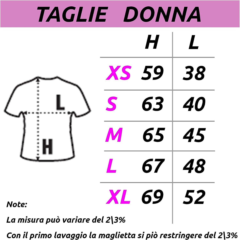 IDEAMAGLIETTA Maglietta Mamma Super T-Shirt Idea Regalo Festa della Mamma Compleanno Onomastico Natale