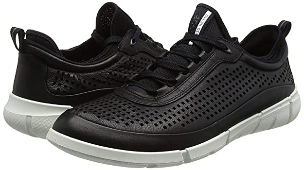 promo code new products outlet sale ECCO Sport Men's Intrinsic Sneaker Black/Black
