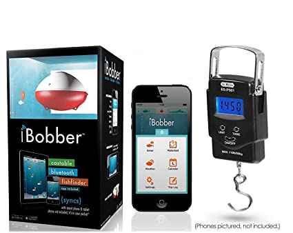 Ibobber Wireless Bluetooth Smart Fish Finder For Ios And Android Devices Dr Meter Ps01