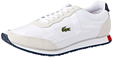 44158be8e Lacoste Sport - Chaussures Homme Sport - 37SMA0043: Amazon.fr ...