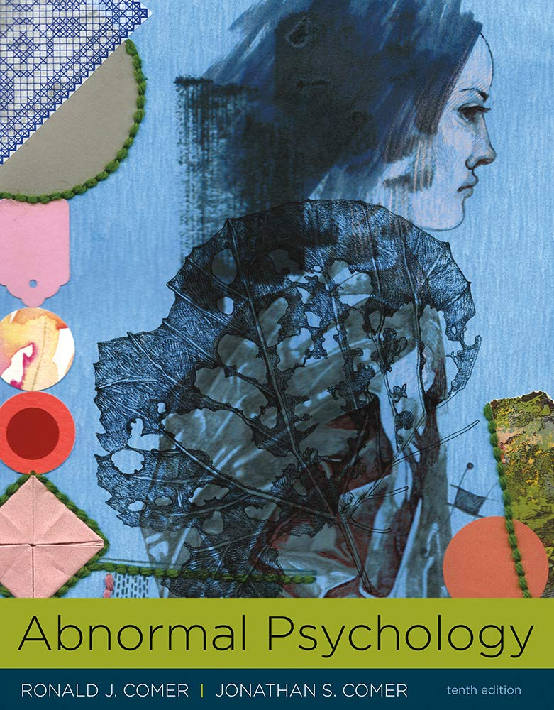 Abnormal Psychology by Worth Publishers