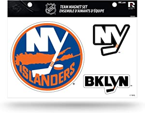 Rico Industries, Inc. New York Islanders ND Multi Die Cut Magnet Sheet Heavy Duty Auto Home NHL Hockey