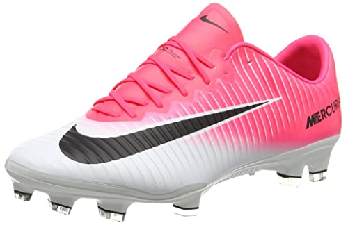 fe510406b4d4 Nike Men's Mercurial Vapor XI FG Soccer Cleat (Sz. 7) Racer Pink ...