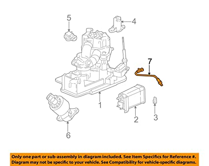 amazon com general motors 12572705 oxygen sensor automotive rh amazon com Chevrolet Transmission Diagram GM 4L30E Transmission Parts Diagram