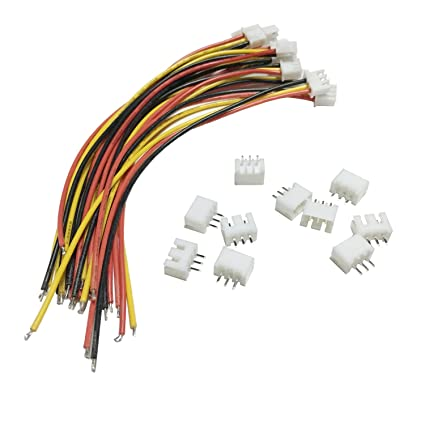 Terrific Amazon Com Vanka Jst Xh 2S Connector Adapter Plug Battery Wire Wiring 101 Akebretraxxcnl