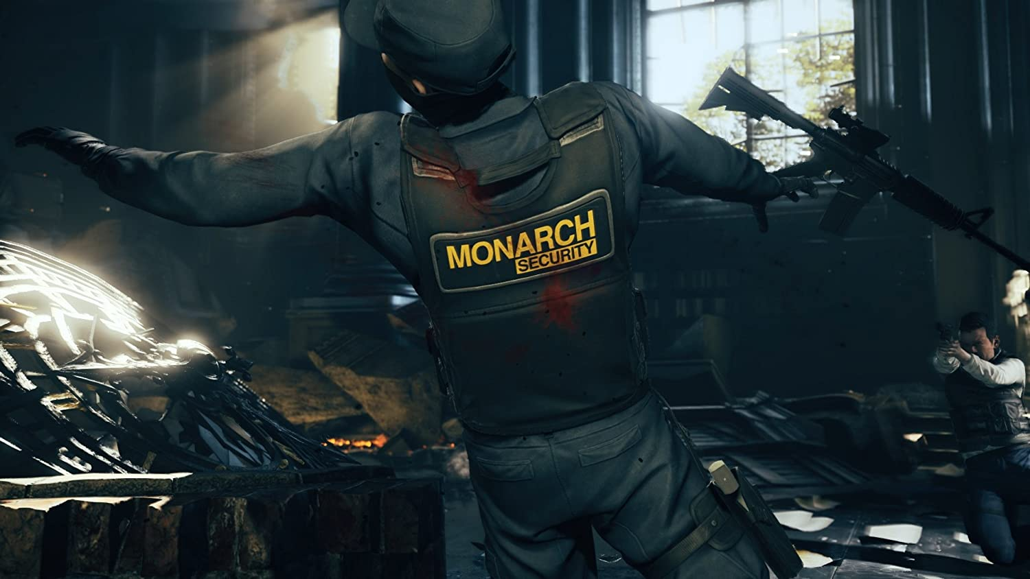Microsoft Quantum Break, Xbox One vídeo - Juego (Xbox One, Xbox ...