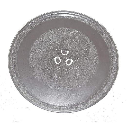 Plato de cristal giratorio para microondas compatible con Kenmore ...