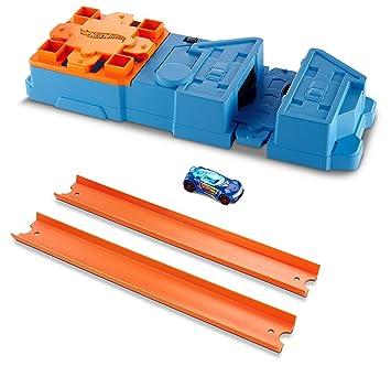 Hot Wheels Track Builder Pack De Accesorios Para Pistas Booster