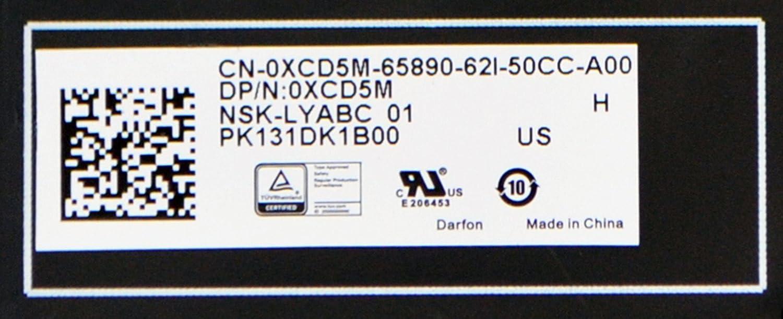 E7270 E5270 US English Backlit 82 Keyboard PK131DK1B00 NSK-LYABC 82 Black M15ISU-TB PK131DK3B00 SG-81010-XUA LYA-US B00 3P2DR New Dell XCD5M XPS 12 7275 9250 Latitude 12