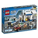 LEGO City 60139 - Set Costruzioni Centro di Comando Mobile