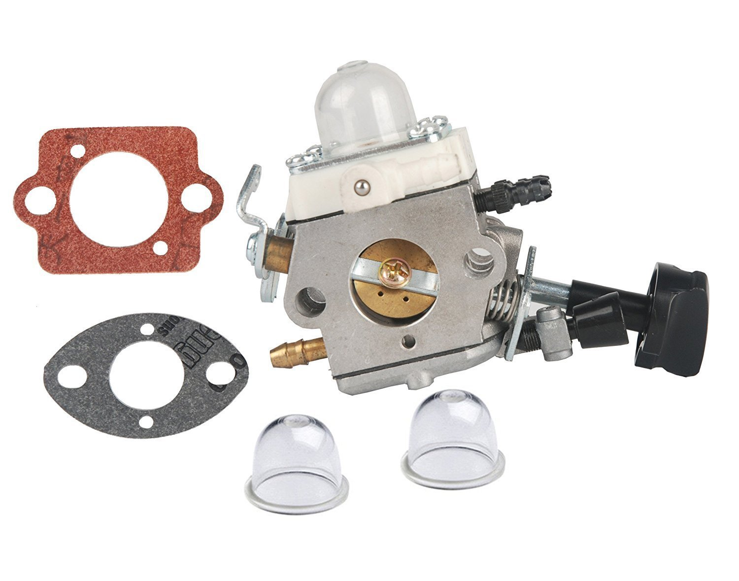 Qauick Carburetor with Gasket For Stihl Blower SH56 SH56C SH86 SH86C BG86 BG86CE BG86Z BG86CEZ Zama C1M-S261B 42411200616 Leaf Blower Carb