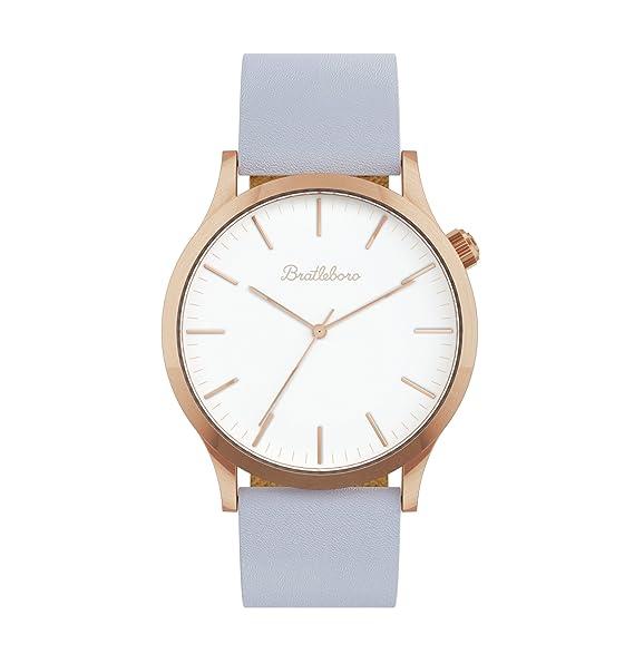 Reloj BRATLEBORO ROSE GOLD LILAC