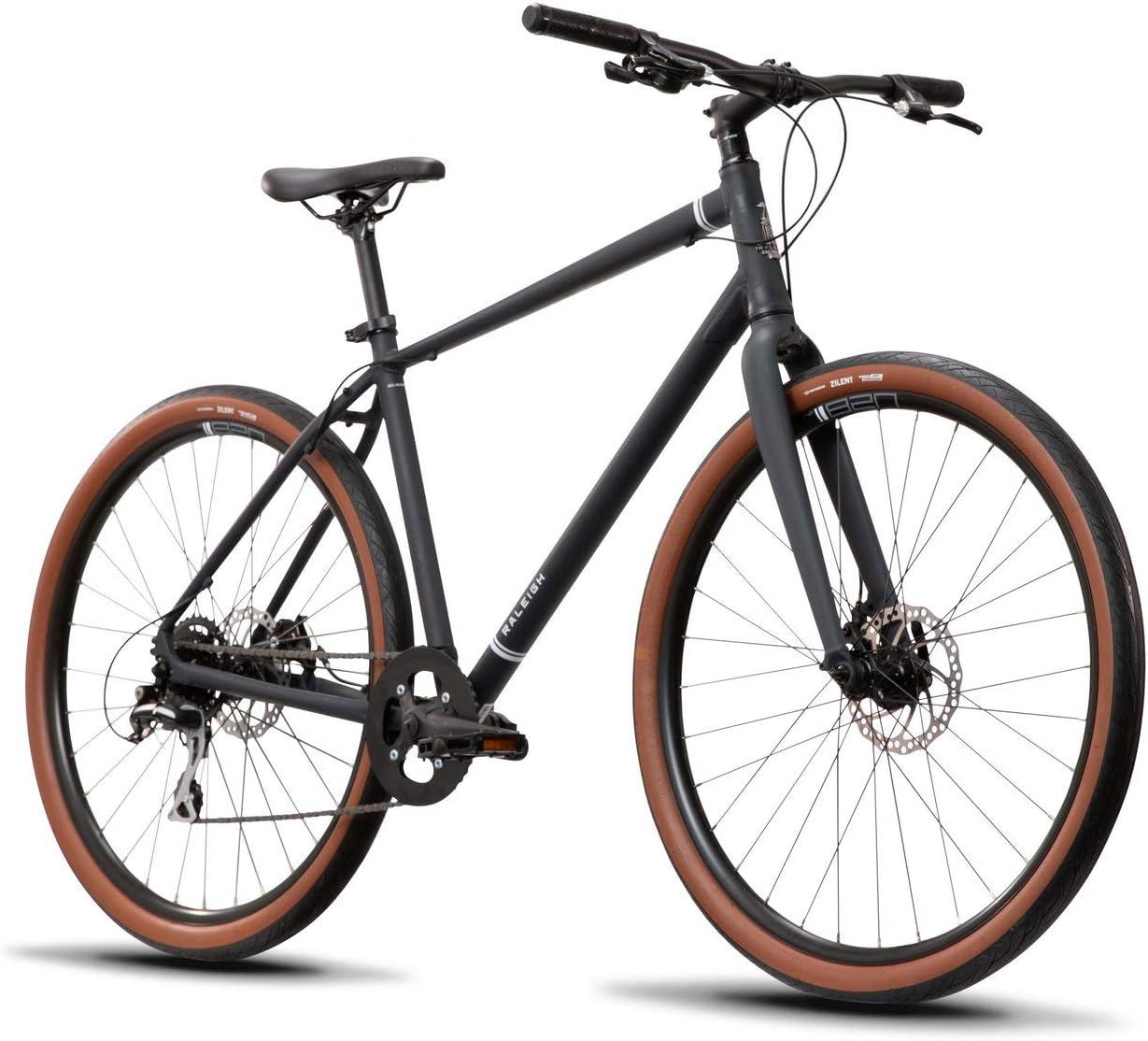 Raleigh Bikes Redux Heavy Riders Hybrid Bike