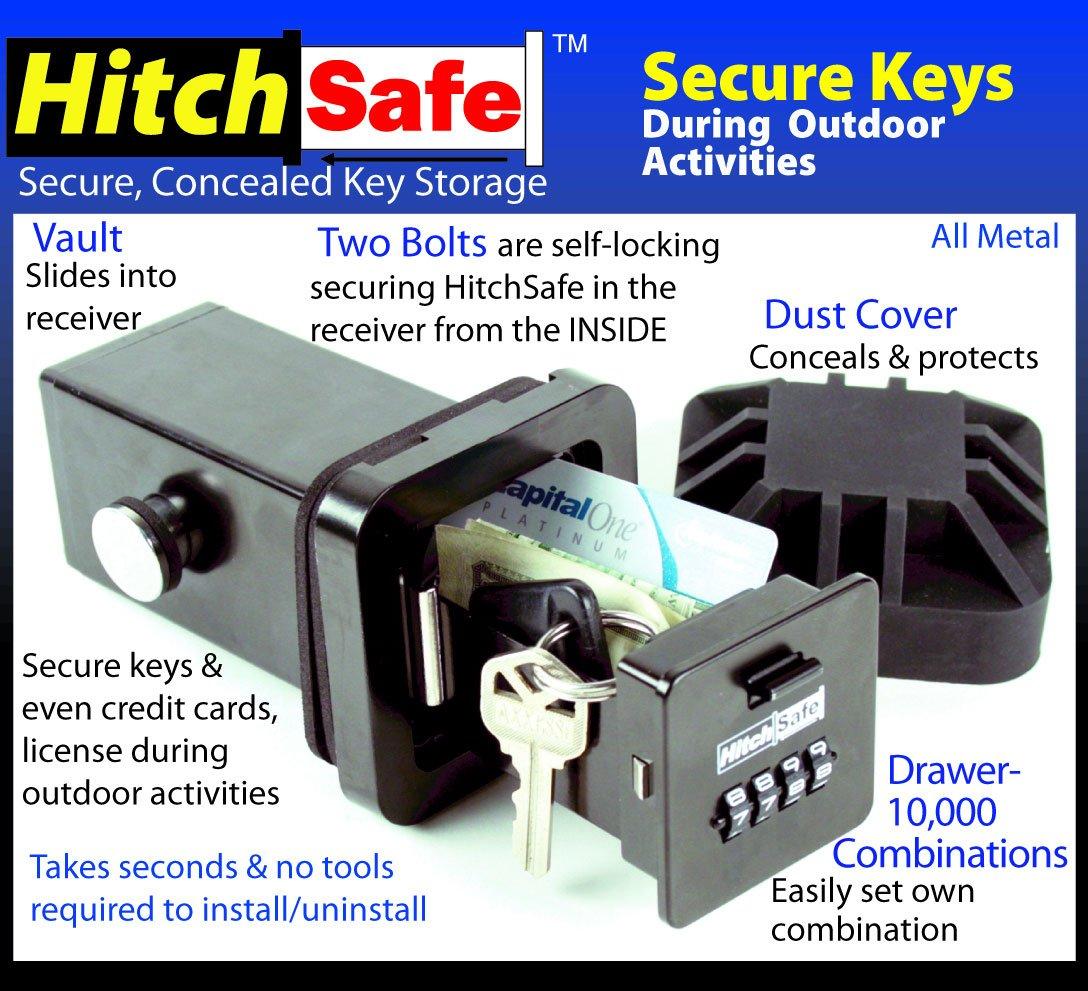 Hitchsafe Hs7000 Key Vault Automotive Outdoor Phone Box Wiring