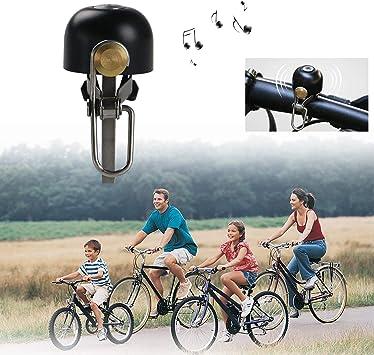 Fahrradklingel Klingel Fahrrad  silber Glocke Alu Bicycle Bell Universal