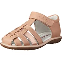 Clarks Girls' Piper Fashion Sandals