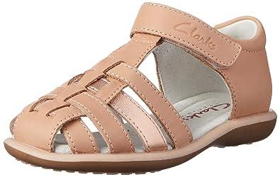 3de09bdc60d5 Clarks Girls  Piper Fashion Sandals  Amazon.com.au  Fashion