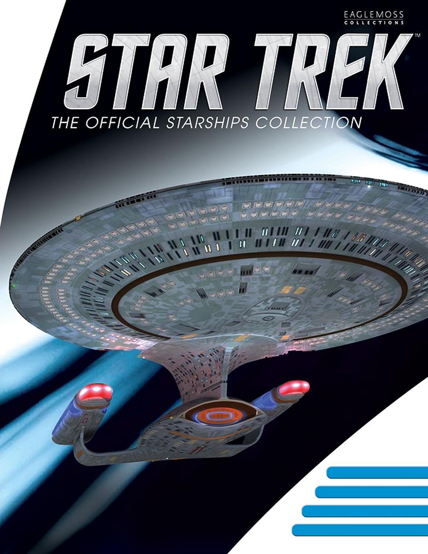 B01NBYU75S Star Trek Starships Mega Enterprise NCC-1701-D Special #11 51gwY15GASL
