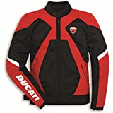 Ducati Mens Summer 2 Fabric Jacket 9810316 (L)