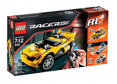 LEGO 8183 Track Turbo RC Lego Racer (japan import)