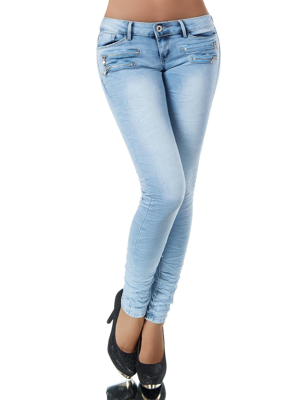 TALLA 40 (M). Diva-Jeans - Vaqueros - skinny - Básico - para mujer