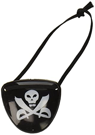 HM Smallwares Pirate Eye Patch Costume by HM Smallwares