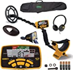 Garrett ACE 300 Metal Detector with Waterproof Search Coil and Carry