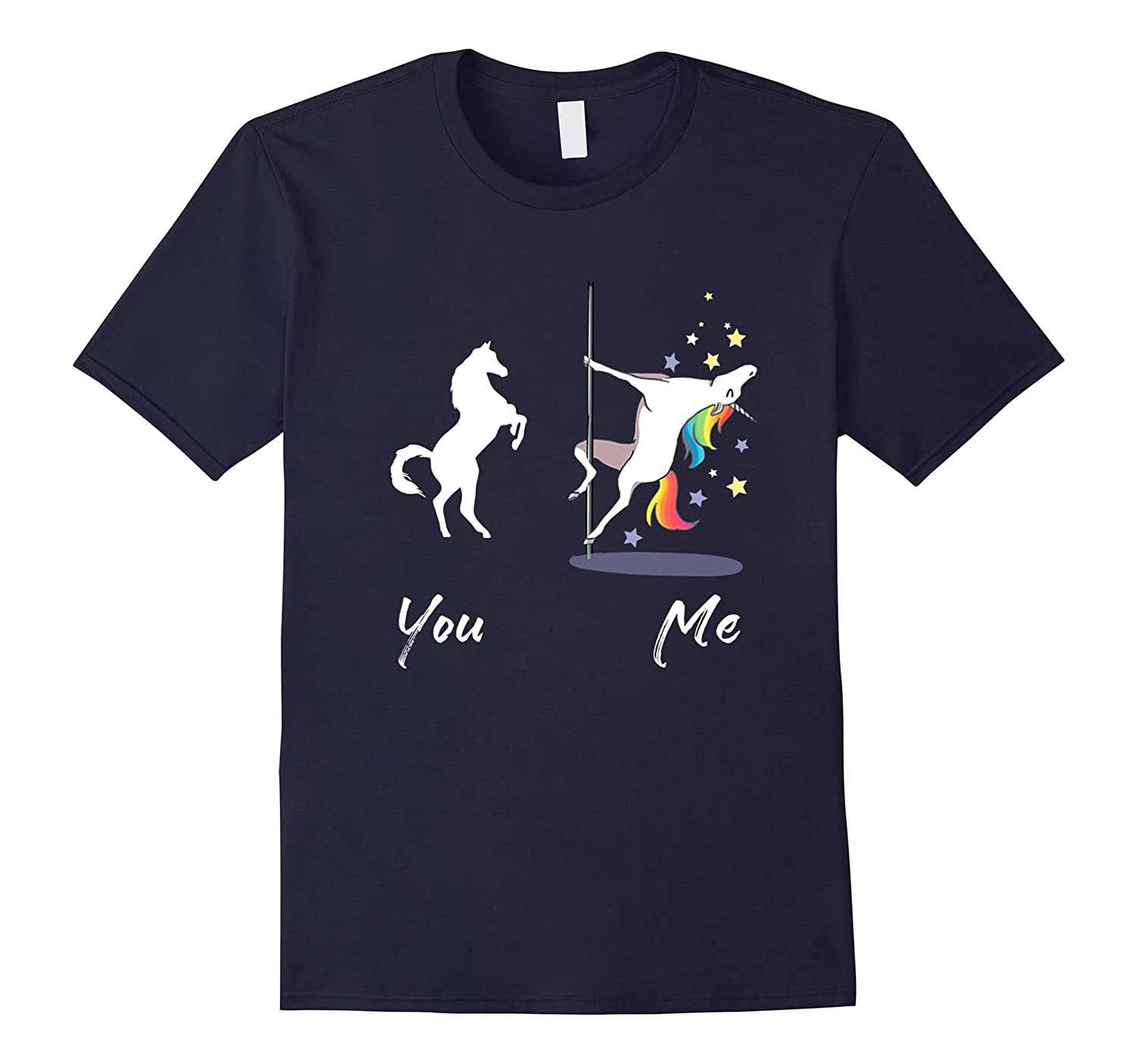 Cute Unicorn You Me T-shirt-PL