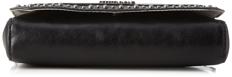 Precious Clutch Bag, Womens Clutch, Schwarz (Black), 15x4,5x23 cm (B x H T) Tamaris