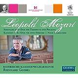 Leopold Mozart: Serenade in D-Dur für Trompete und Posaune & Konzert in Es-Dur für zwei Hörner