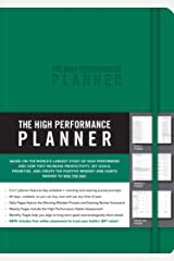 The High Performance Planner [Green] Diary