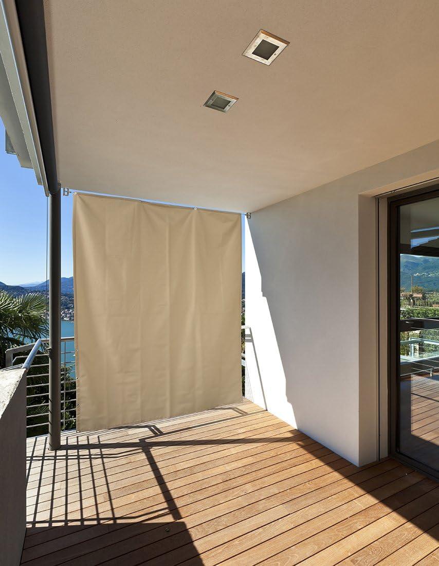 Amazon De Matrasa Balkon Sichtschutz Vertikal Balkonsichtschutz
