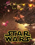 Colouring for kids Star Wars: Great colouring book for kids in an A4 50 page book. Great scenes to colour with all your favourite characters. So what you waiting for go grab them pencils.