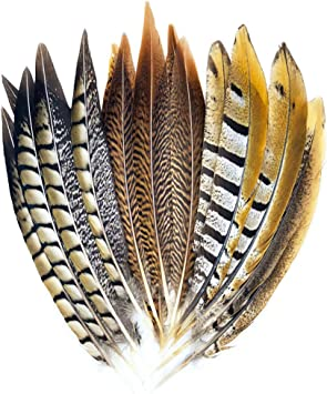 Pick Your Legth Up To 16 In Long Crafts Jewelry Feathers For Hair