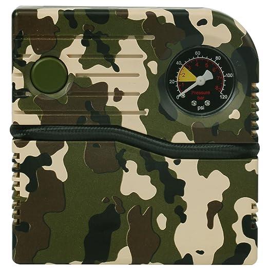 7 opinioni per SUPERPOW Compressore Per Auto con Manometro di Lancetta Compressore Auto con