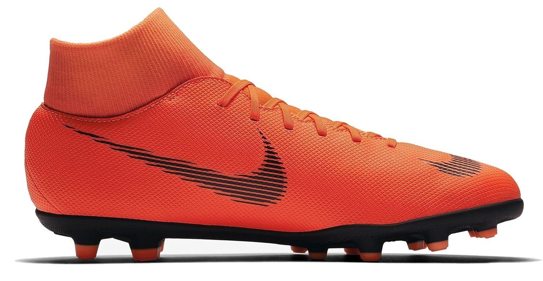 best cheap 7dc50 3ba09 Nike Mercurial Superfly VI Club MG Paire de Chaussures de Football pour   Amazon.fr  Sports et Loisirs