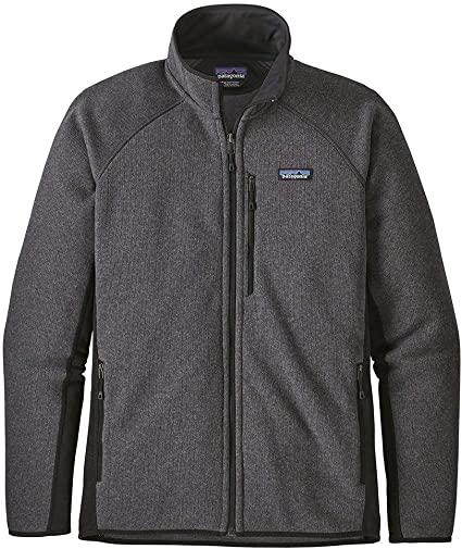 Hombre Patagonia Ms Performance Better Sweater 1//4 Zip Chaqueta