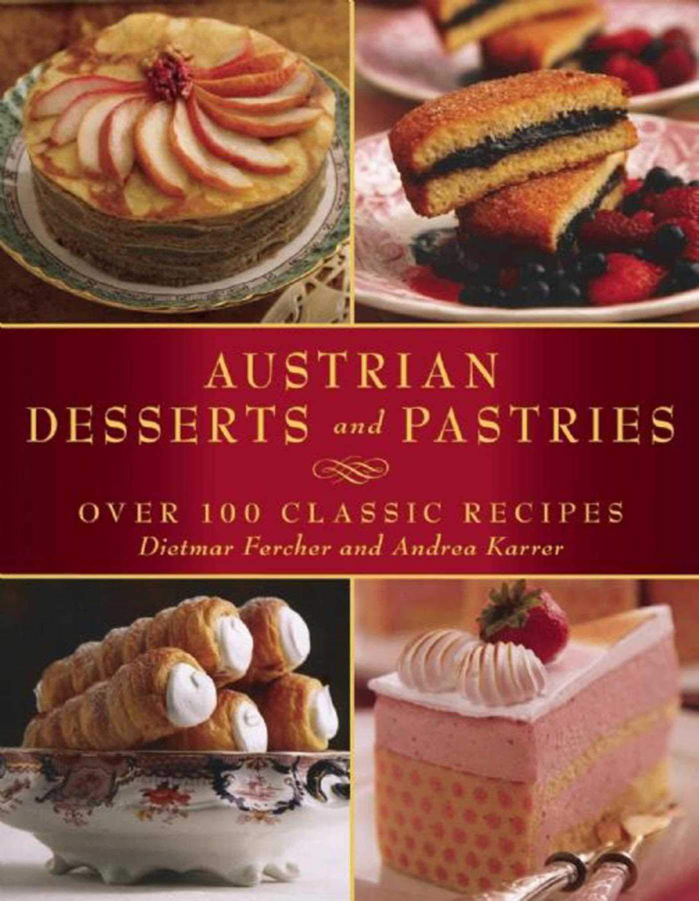 Classic Recipes: Delectable Desserts