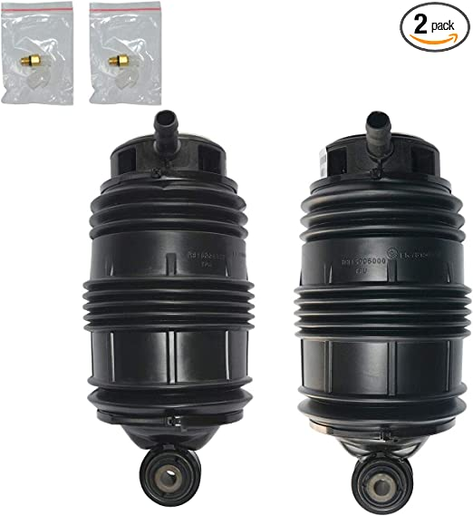 Rear Shock Absorbers x2 for Mercedes-Benz E-Class from 2002-10 CD GS5012R W211