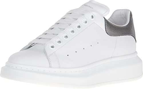 fc207e83d Alexander McQueen Sneaker Pelle S.Gomm White Black Pearl Women s Lace up  casual Shoes  Amazon.ca  Shoes   Handbags