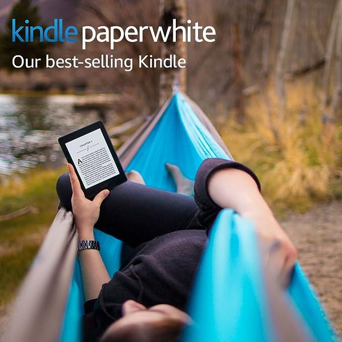 Review Kindle Paperwhite - Black
