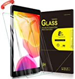 ELTD For New Apple ipad 10.2 Screen Protector, 9H Hardness HD clear Easy & Bubble Free Installation Tempered Glass Screen Protector Designed for The New ipad 10.2 Tablet. Clear[2 PACKS]