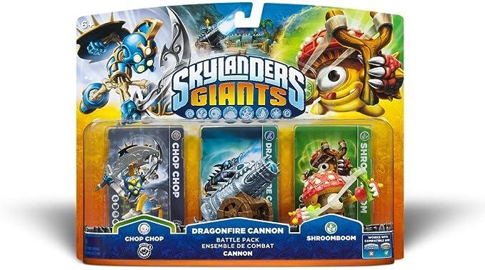Skylanders Battle Pack Wave 1: Amazon.es: Videojuegos