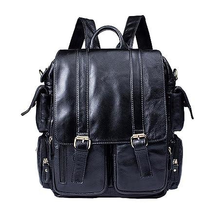 6b39a650d44 Genuine Leather Men S Shoulder Bag Casual Shoulder Slant Bag Variable Dual Male  Bag