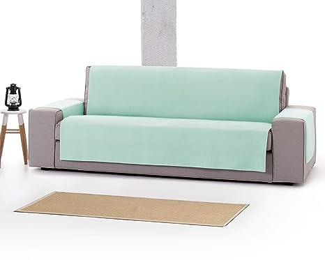 JM Textil Cubre Sofá Leiva, 4 plazas (190cm), Color: Verde ...