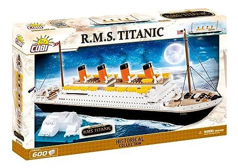 1914 TitanicWhite De Line500 Ladrillos Cobi Construccion Star zjqUVLMGSp